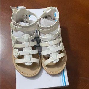 Carters toddler sandal shoes
